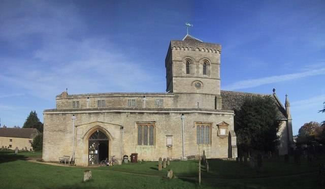 St Mary's, Kirtlington