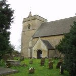 St Giles, Bletchingdon